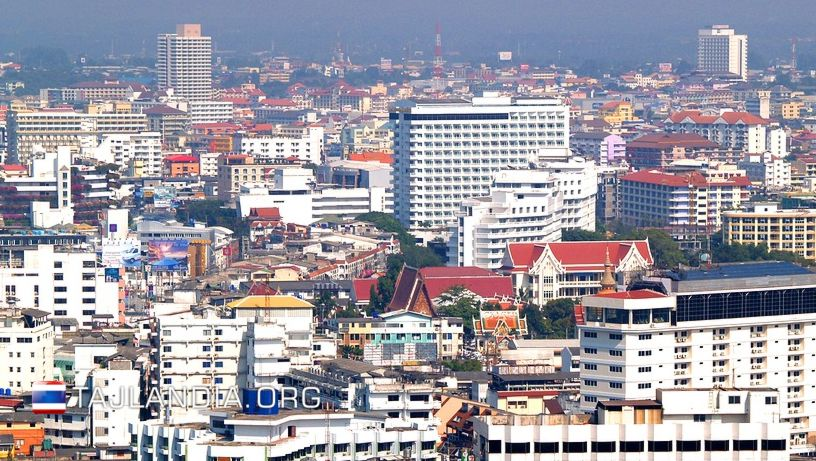 Pattaya panorama